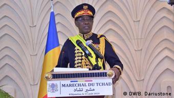Le gouvernement tchadien a pourtant interdit l'excision (DW/B. Dariustone)
