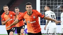 UEFA Europa League Shakhtar Donetsk - FC Basel Junior Moraes