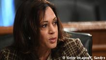 USA Kamala Harris Senatorin Demokratische Partei