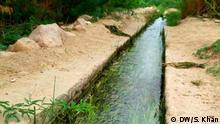 Afghanistan Wasser in Belutschistan | Kanal