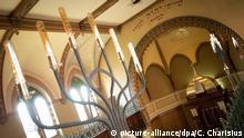 Bild des Tages I BdT I Restaurierte Carlebach-Synagoge in Lübeck