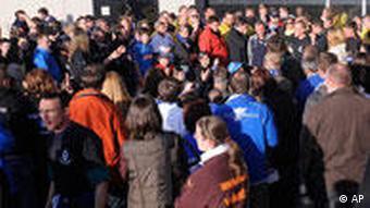 Nezadovoljni navijači blokirali su stadion nakon domaćeg poraza od Soldinog Kölna
