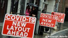 Großbritannien I Wirtschaft I COVID-19
