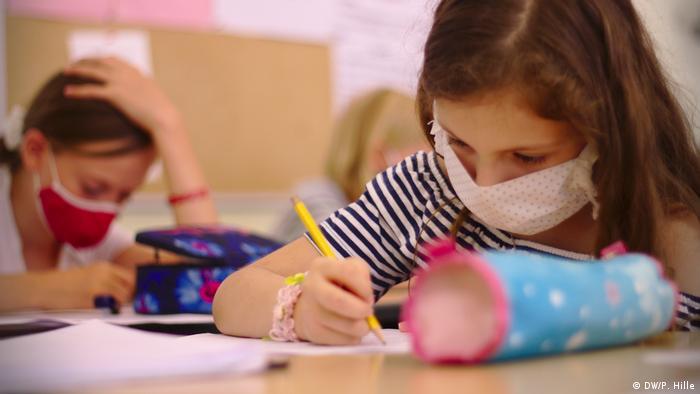 Coronavirus | Bonn | Sekolah dibuka kembali di Nordrhein-Westfalen
