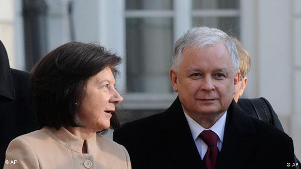 Pokojni predsjednički par