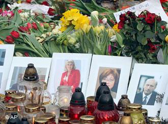 Fotografije prominentnih žrtava