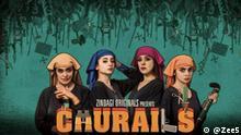 Indisch-Pakistanische Webserie: 'Churails'' meaning ''witches''