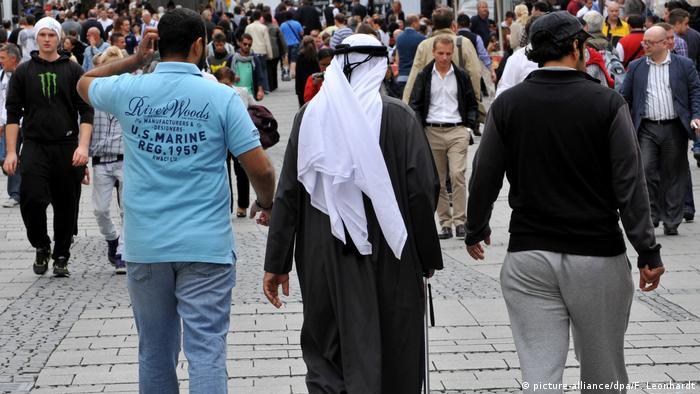 Арабите не са желани в Турция