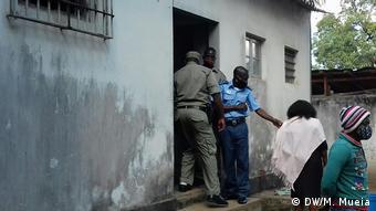 Mosambik Die Kriminalität nimmt während des Ausnahmezustands in Mosambik zu