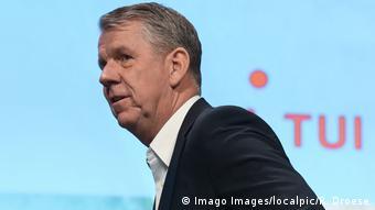 Ο διευθύνων σύμβουλος της TUI Φρίντριχ Γιούσεν