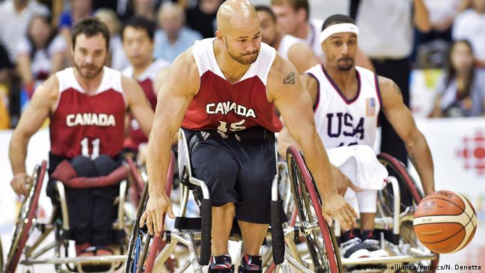 Parapan Am Games Toronto David Eng