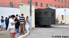 Minsk Proteste Massenverhaftungen Gefängnis