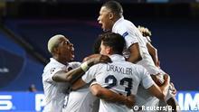 Champions League - Viertelfinale - Atalanta - Paris St. Germain