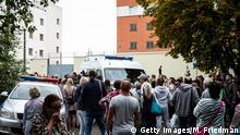 Belarus Minsk Proteste nach Präsidentschaftswahl