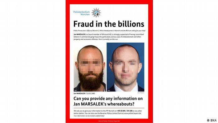 Weltweit per Haftbefehl gesucht: Ex-Wirecard-Finanzvorstand Jan Marsalek