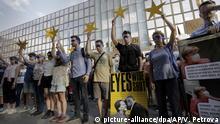 Proteste in Bulgarien