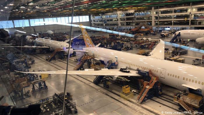 Торговельна суперечка між ЄС і США точиться навколо держдотацій для Boeing