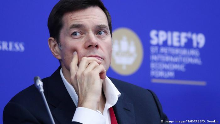 Состояние Алексея Мордашова составляет 1,7% ВВП России