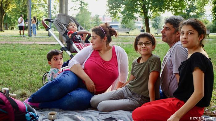 Obitelj Jaafar u Berlinu