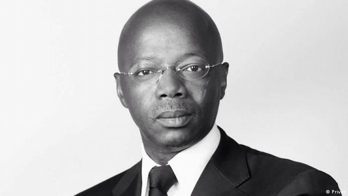 Ahmed Kourouma, ancien porte-parole de l'opposition guinéenne.