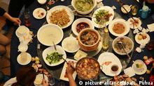 China drängt auf Gesetzesänderung gegen Lebensmittelverschwendung