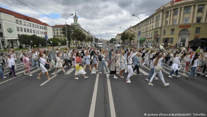 Protest in Belarus