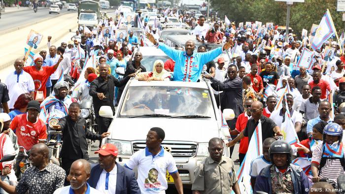 Kampeni na siasa nchini Tanzania zapamba moto kuelekea uchaguzi mkuu wa Oktoba 28.