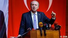 Muharrem İnce, Türkische Politiker aus CHP