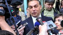 Ungarn Wahlen 2010 Viktor Orban
