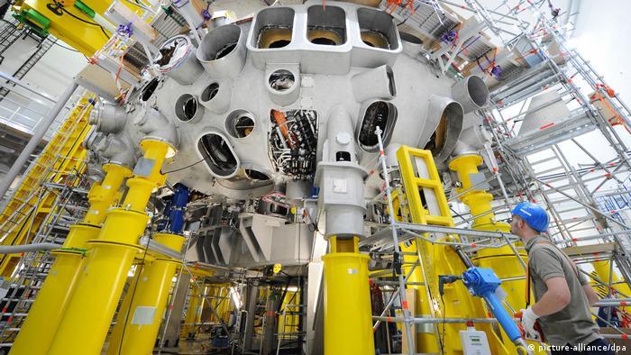 Njemačko-američki istraživački projekt atomske fuzije Wendelstein 7-X