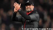 Jürgen Klopp- Trainer Liverpool