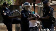 Elfenbeinküste | Protest in Abidjan gegen Ouattara für eine dritte Amtszeit