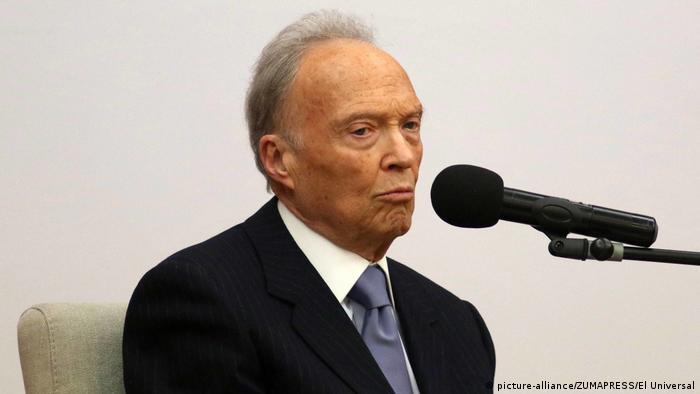 Alejandro Gertz Manero, fiscal general de México