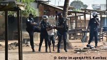 Elfenbeinküste I Ausschreitungen in Abidjan