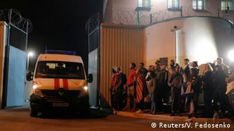 Многим задержанным после освобождения из СИЗО потребовалась медицинская помощь