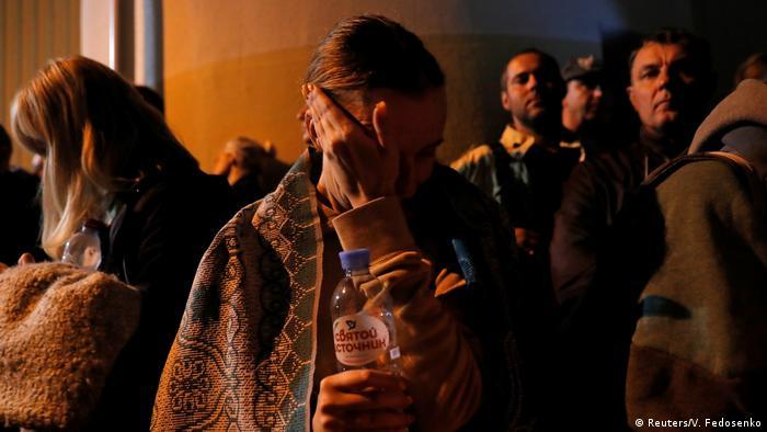 Woman Minsk (Reuters/V. Fedosenko)