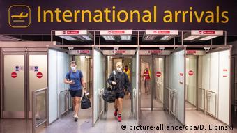 В лондонском аэропорту Гатвик