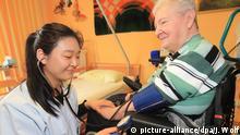 Deutschland Ausländische Pflegekräfte