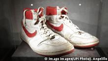 Basketballschuhe von Michael Jordan
