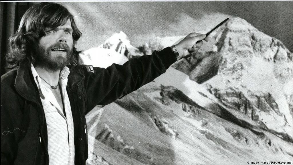 Reinhold Messner, a 40 años de su legendaria escalada al Monte Everest |  Deportes | DW | 18.08.2020