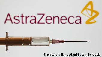 Вакцина компании AstraZeneca