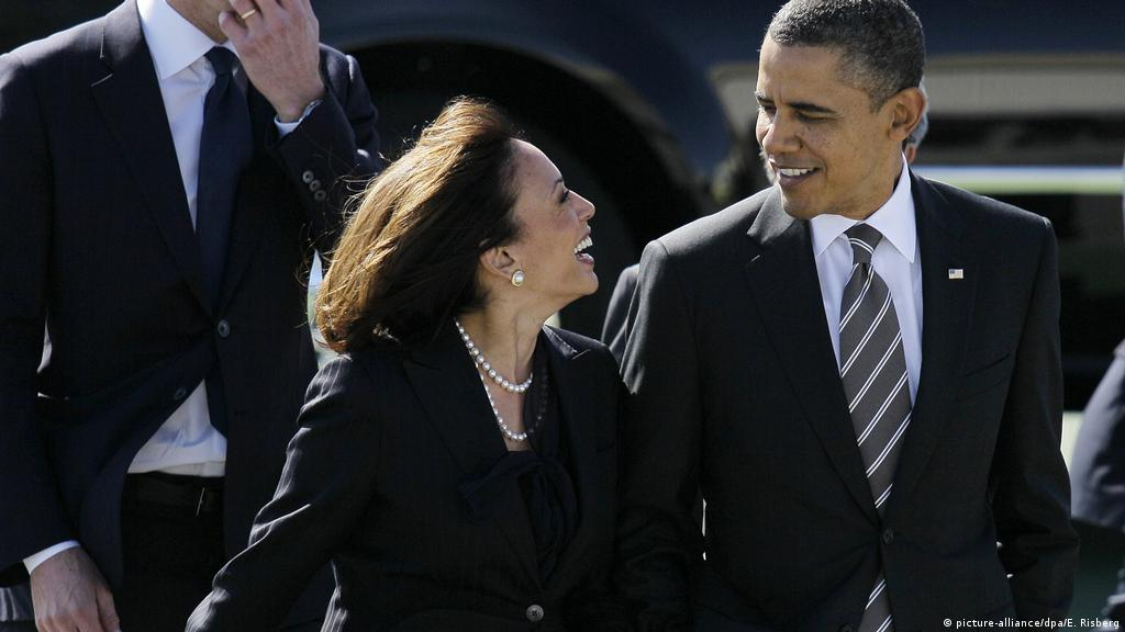 Us Vice President Kamala Harris A Woman For America S Future Americas North And South American News Impacting On Europe Dw 07 11 2020