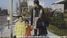 Kamala Harris Familie Leben