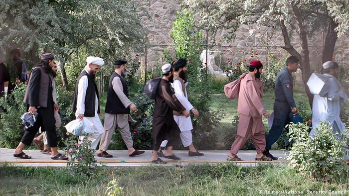 Afghanistan Kabul Taliban Freilassung