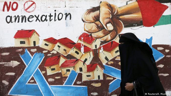 Plus de 450.000 Israéliens vivent dans une centaine de colonies juives en Cisjordanie, jugées illégales par le droit international