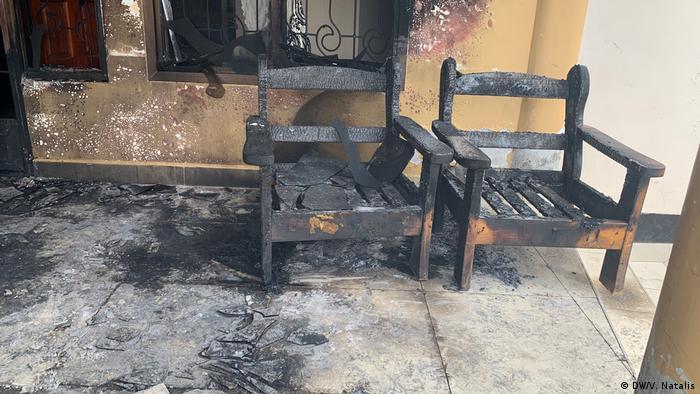 Tansania Angriff auf Büro von Chadema in Arusha