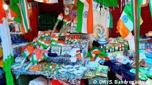 Coronavirus | Indien Kolkata | Independence day market