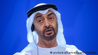 Kronprinz von Abu Dhabi, Mohammed bin Said Al Nahjan