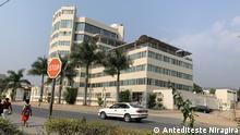Burundi | Hotel Panoramique in Bujumbura