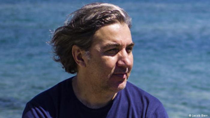 Schriftsteller aus Albanien Arian Leka
